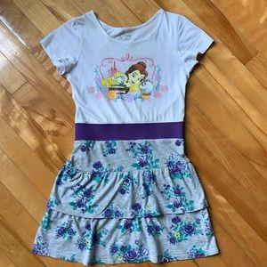 3/$25 Belle Dress for size 7